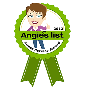 Randy Farnsworth Quality Roofing Company Tulsa recieved highest honors on Angie's List
